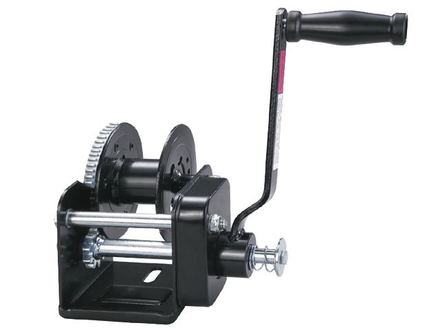 TALAMEX Seilwinde mit automatischem Bremssystem, Typ WT-75G-16
