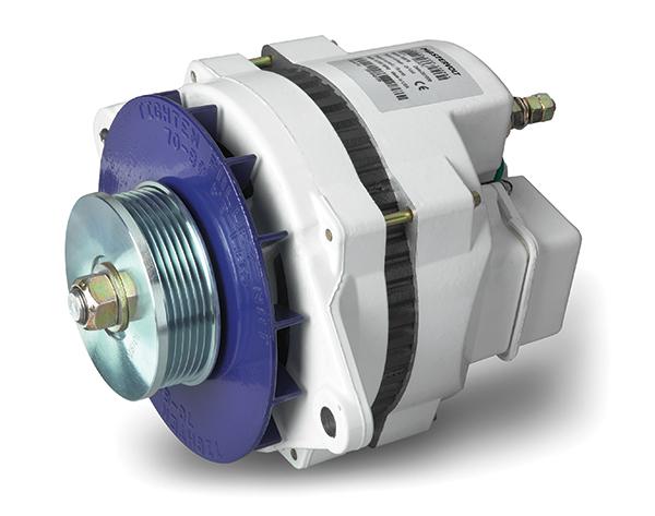 MASTERVOLT Lichtmaschine 12V Alpha 12/130 MB multi groove