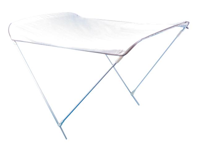 Talamex Bimini Sonnenschutz mit 2 Armen (versch. Größen)