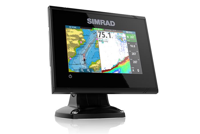Simrad Go5 XSE Multifunktionsdisplay