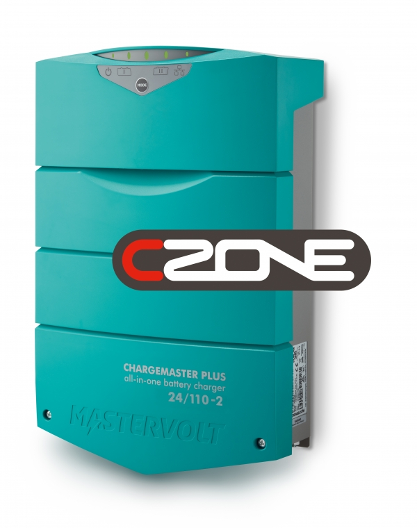 Mastervolt ChargeMaster Plus 24/110-3 Ladegerät
