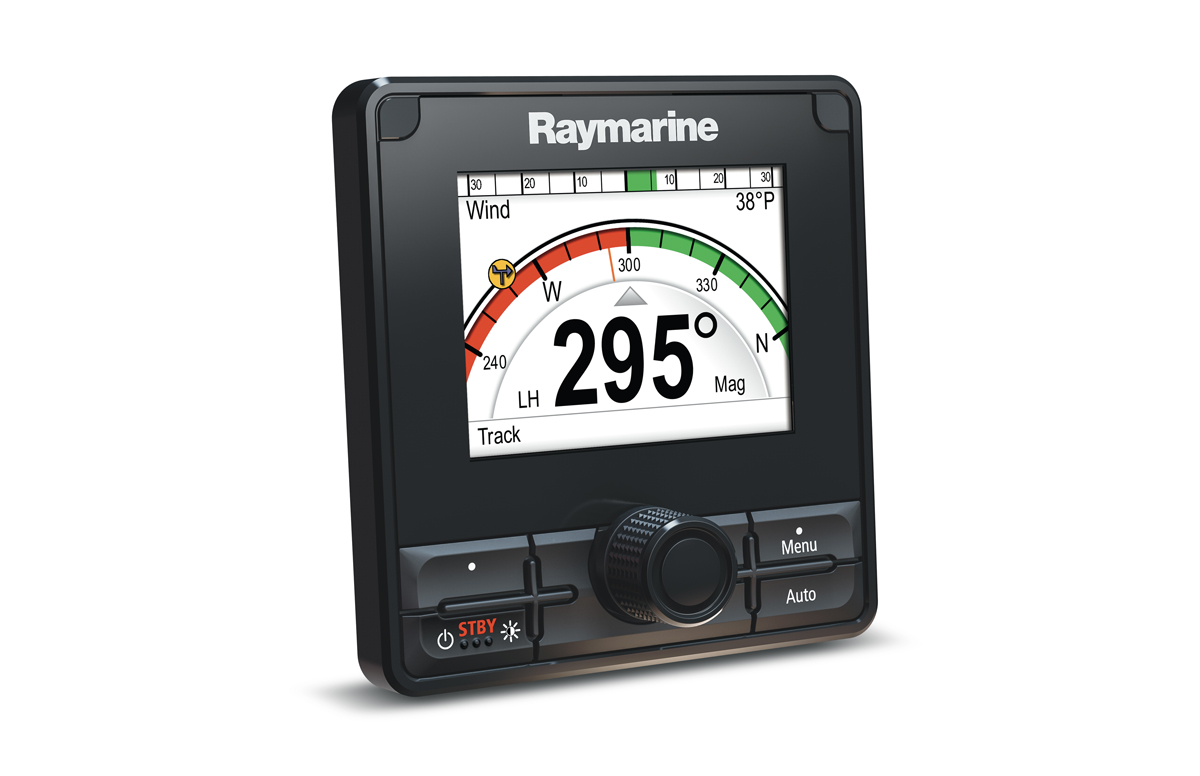 Raymarine Autopilot Bedienteile
