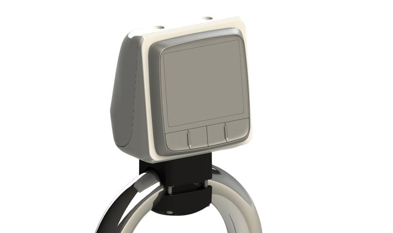Scanstrut SPR-1i-RM Instrumentengehäuse weiß
