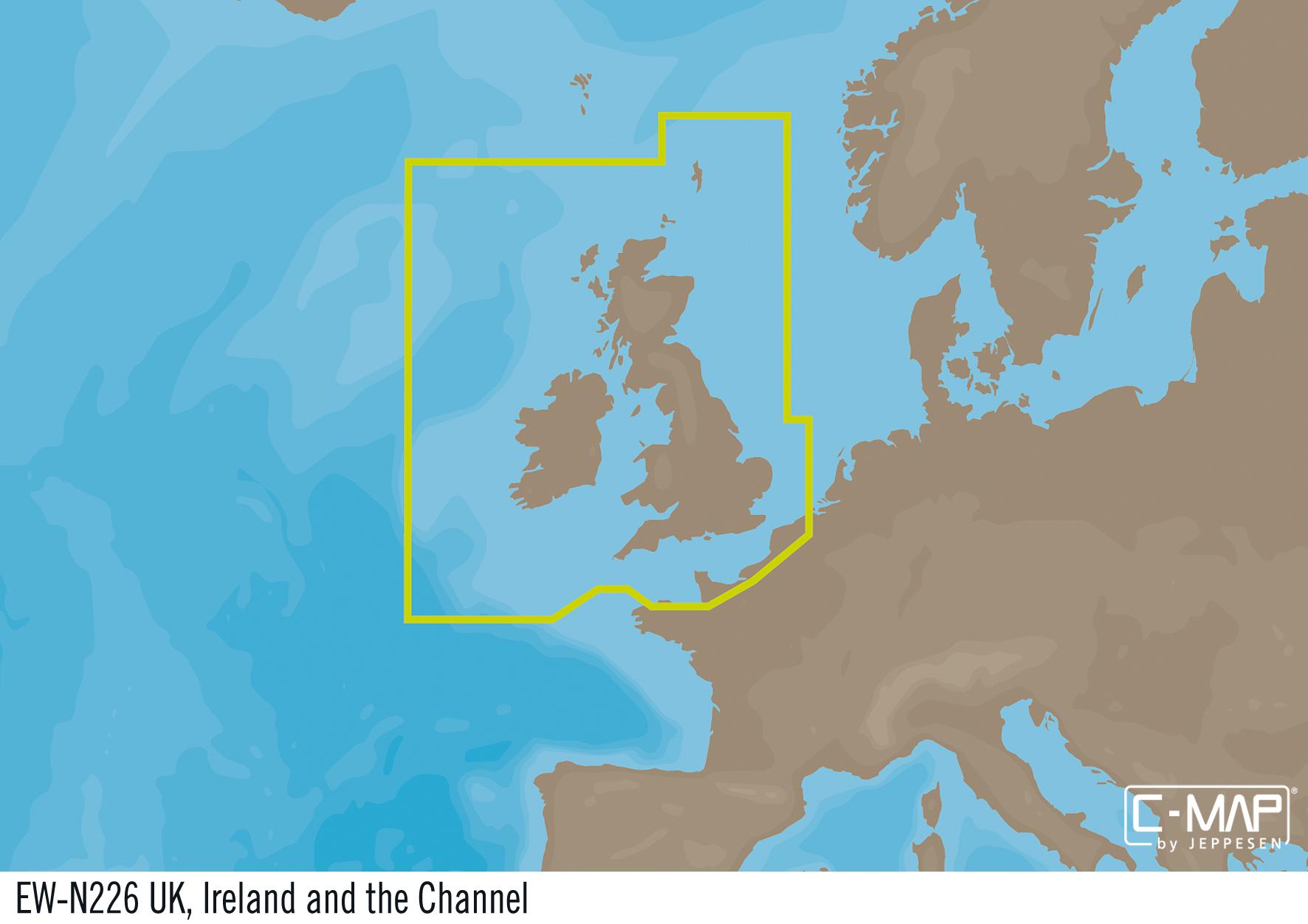 C-Map EW-N226