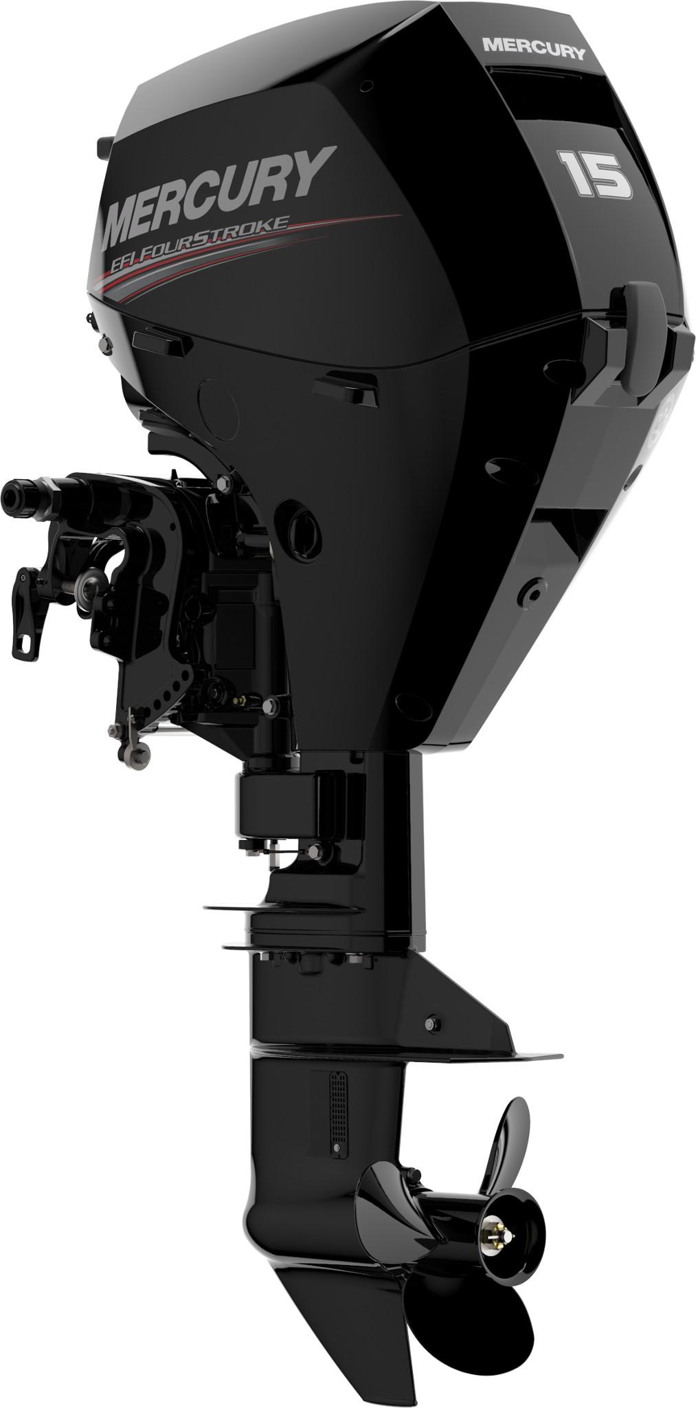 Mercury Außenborder 15 PS EFI FourStroke ELPT