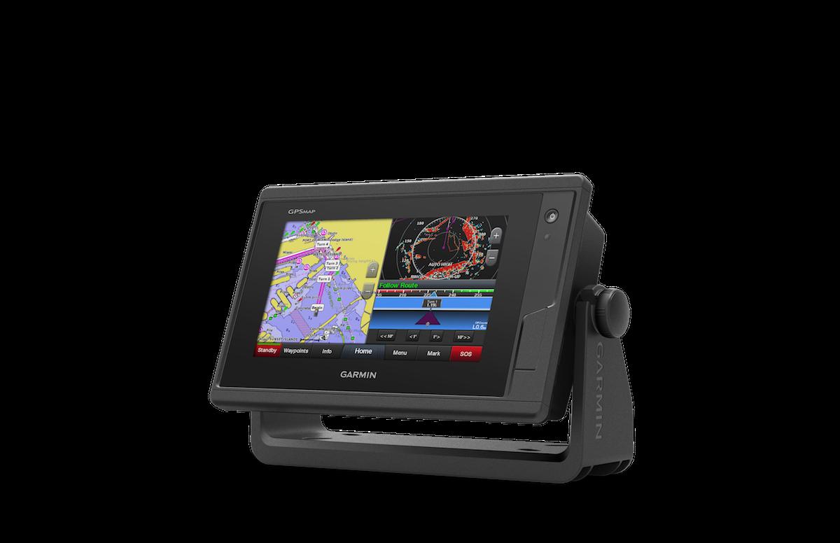 Garmin GPSmap 722 GPS Kartenplotter MFD günstig online kaufen