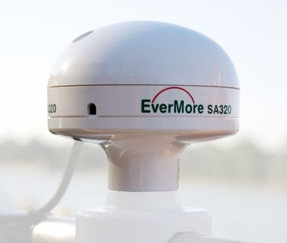 Evermore GPS Antenne Empfänger NMEA0183