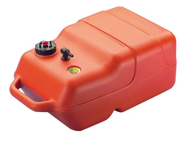 Talamex Kraftstofftank 22l mit Füllstandanzeige