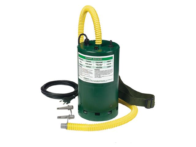 Bravo 1000 elektrische Luftpumpe 230V