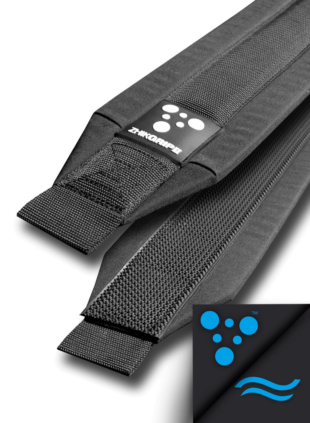 ZHIK Zhikgrip II Hiking Strap - Ausreitgurt für Finn Dinghy Back