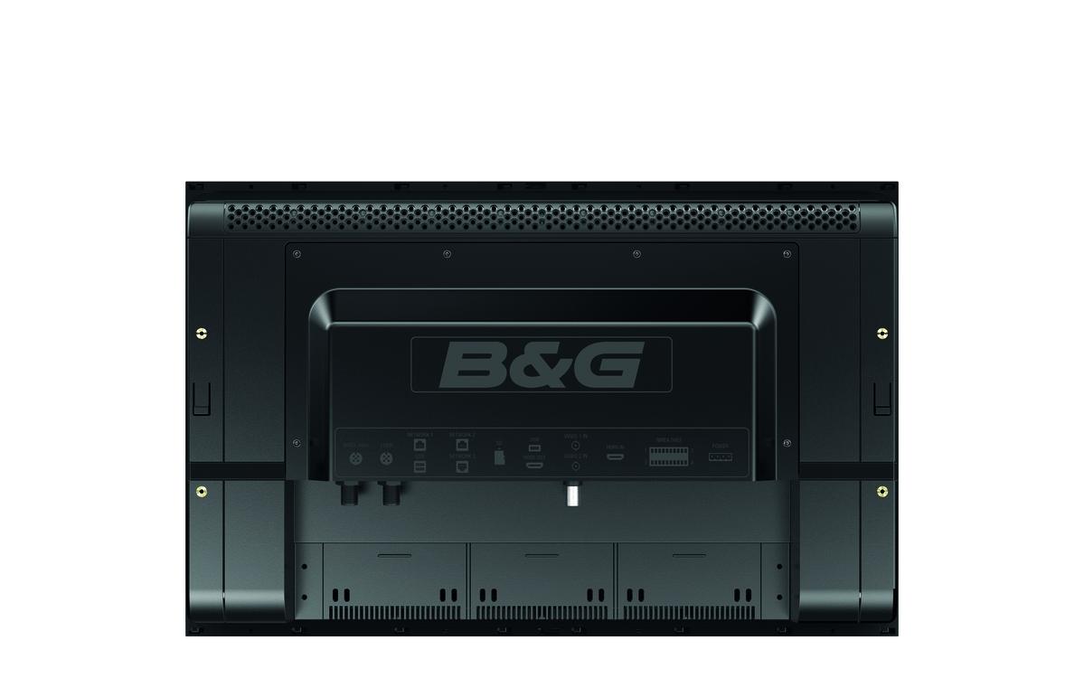 "B&G Zeus3 Glass Helm 19"" nur Display"