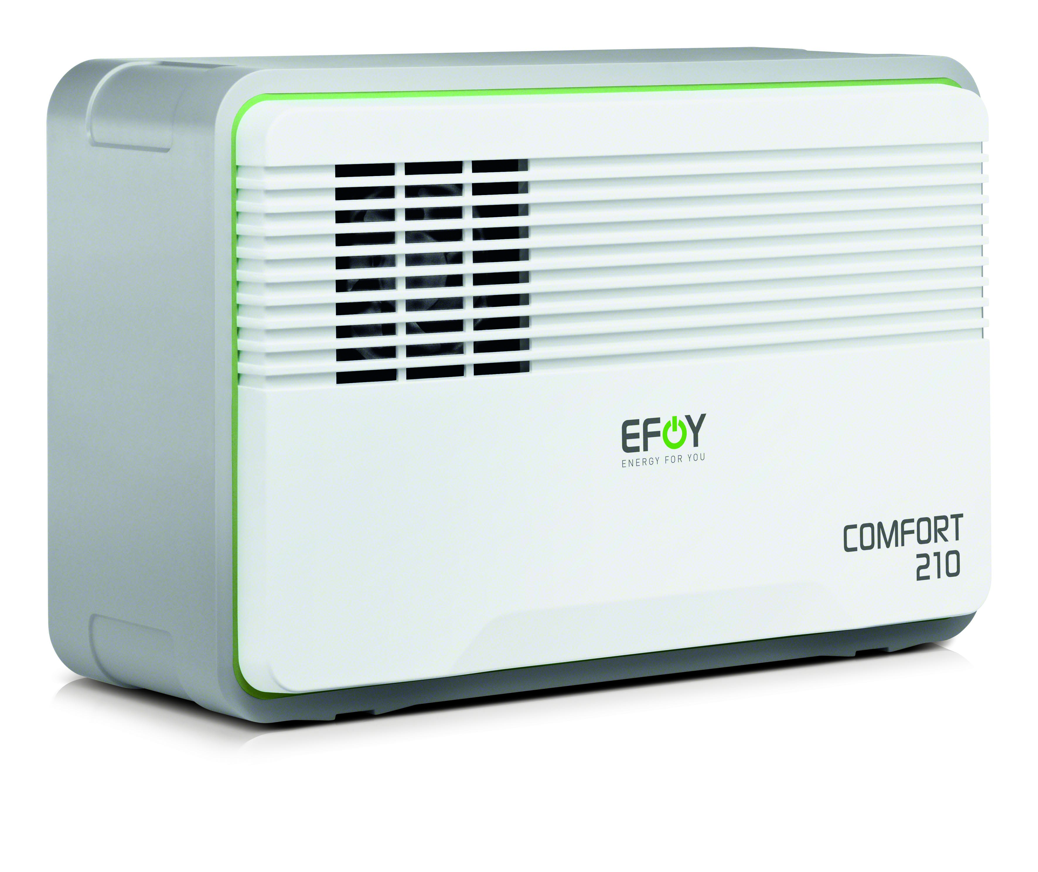 EFOY Brennstoffzelle Comfort 210i SET