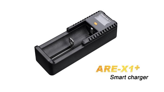 Fenix ARE-X1+ Einschacht USB Ladegerät für 18650 26650