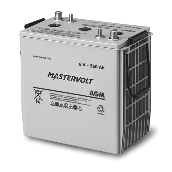 MASTERVOLT AGM Batterie AGM 6/260