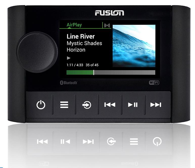 Fusion marine MS-SRX400 Apollo Zonen-Stereo