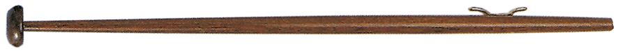 flaggenstock-lackiertes-holz-l-1250mm-o28mm-fuss-o22mm-mit-kunststoffklampe