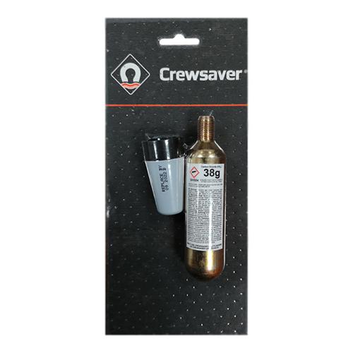 Crewsaver Rearming Kit für Junior 150 (2021 Modelle)