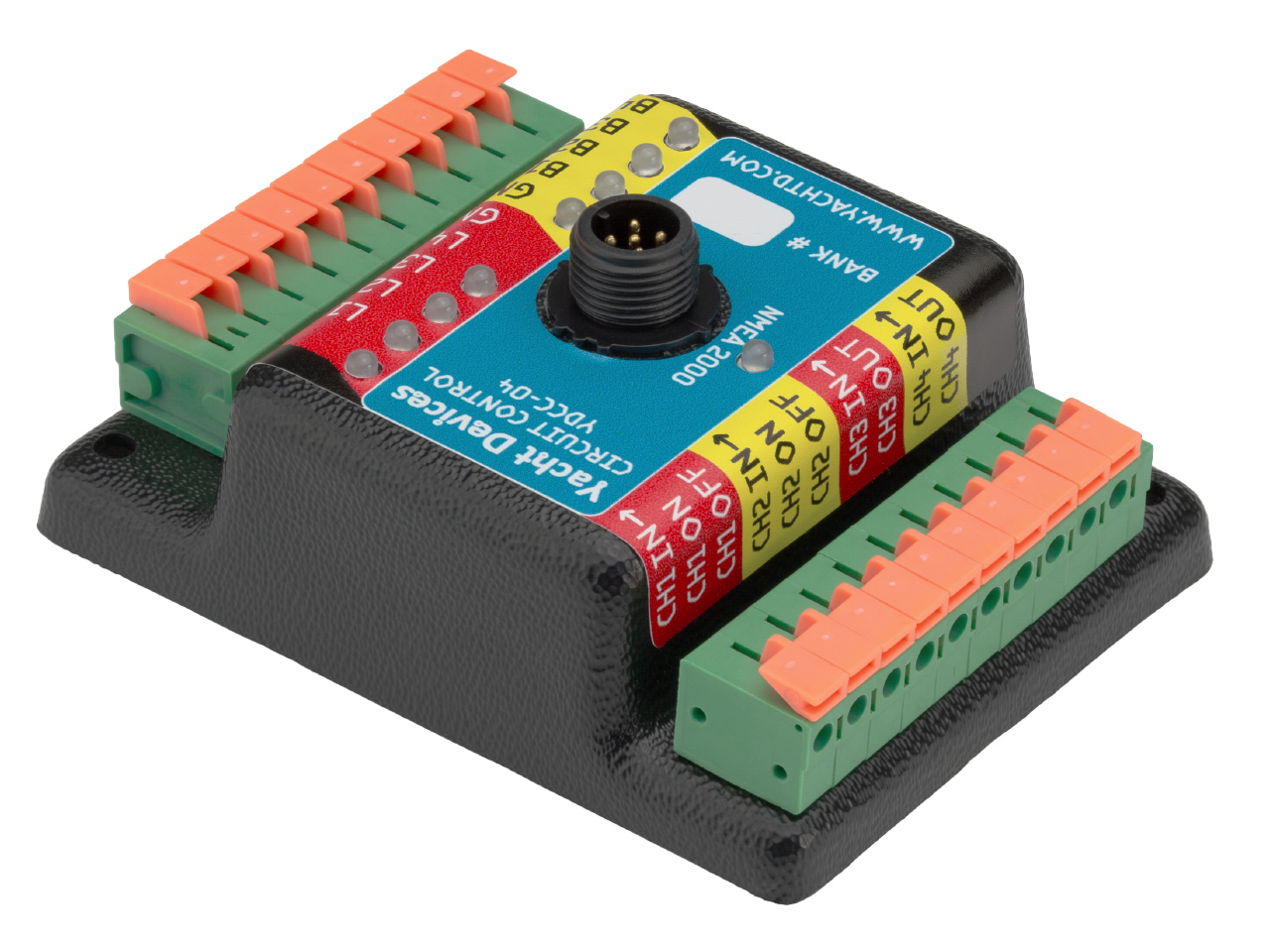 Yacht Devices Circuit Control YDCC-04