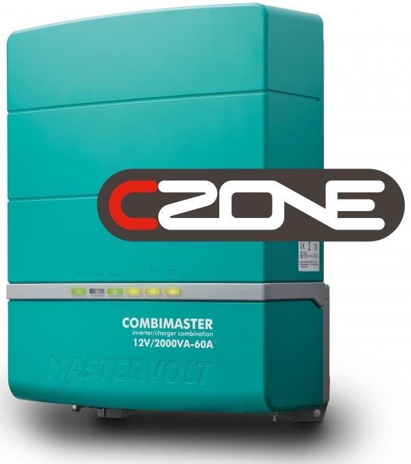 Mastervolt CombiMaster 12/2000-60 C-Zone