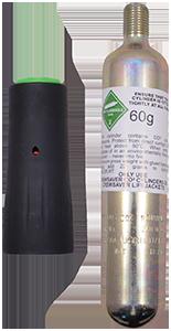 Crewsaver Rearming Kit 60g für ErgoFit 290N Automatik Auslöser (290N)