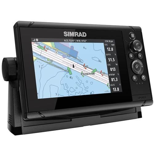 Simrad Cruise 7 GPS Kartenplotter Echolot