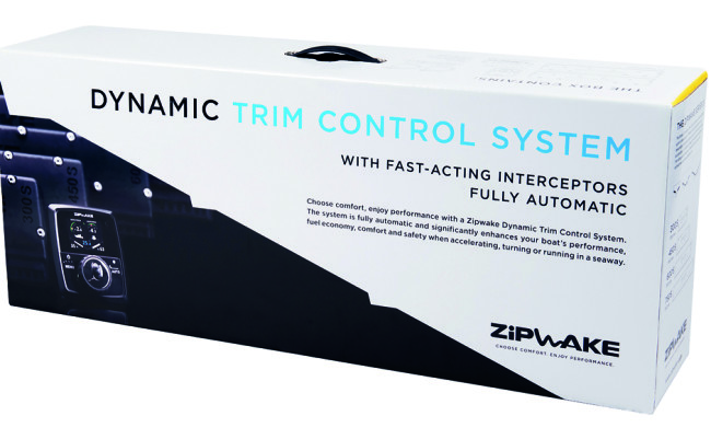Zipwake Dynamisches Trimm Kontrollsystem Set