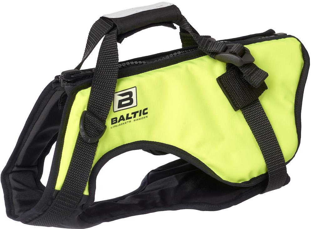 Baltic Hunde Rettungsweste Zorro UV-Gelb