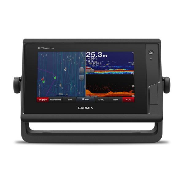 Garmin GPSmap 722xs GPS Echolot Kartenplotter günstig online kaufen