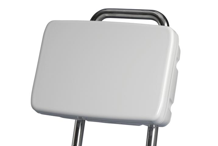 Scanstrut SPH-12-W Compact Helm Pod Geräteträger weiss