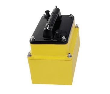 Airmar M260 Inneneinbaugeber Plastik X-Sonic 9-Pin Anschluss