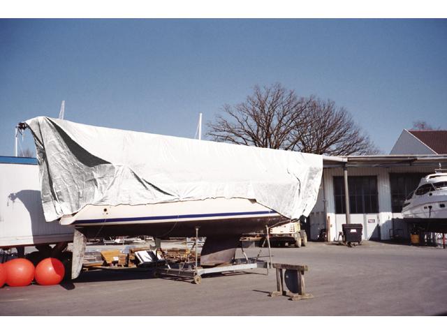 Talamex Gewebeplane HD 250g/m2 PE (versch. Größen)