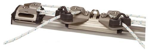 Barton Travellersystem komplett für Max. Bootslänge 8,5 m