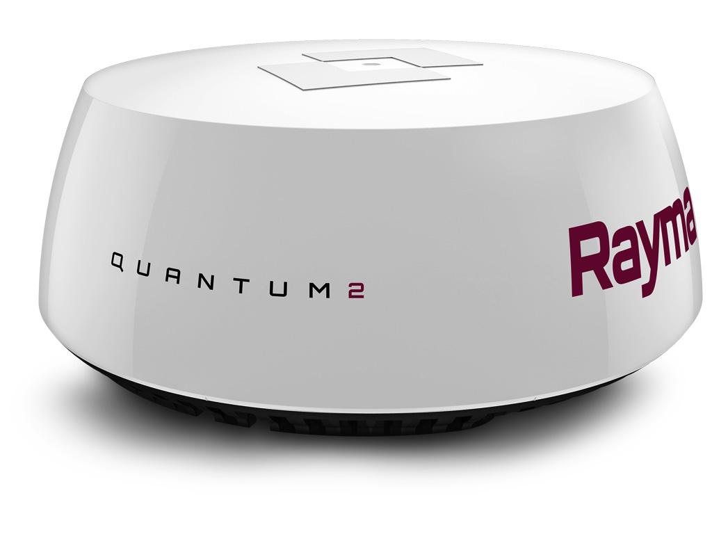 Raymarine Quantum 2 Chirp Radar