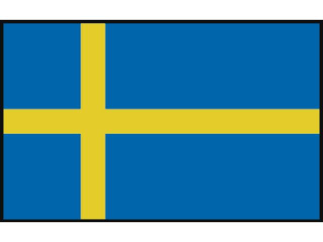 Talamex Flagge Schweden (verschiedene Größen)