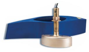 Airmar B258 Durchbruchgeber Bronze X-Sonic 9-Pin Anschluss