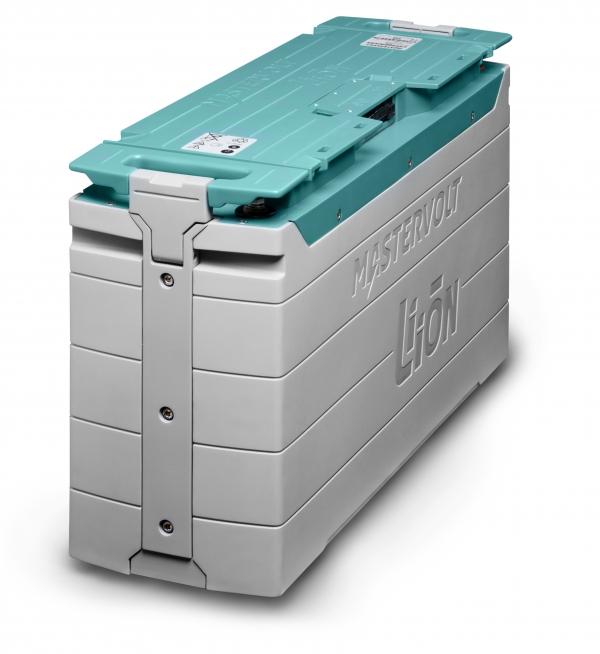 MASTERVOLT MLI Ultra Batterie 12/5000 Lithium-Ionen-Batterie 12V mit 5kWh und 360Ah