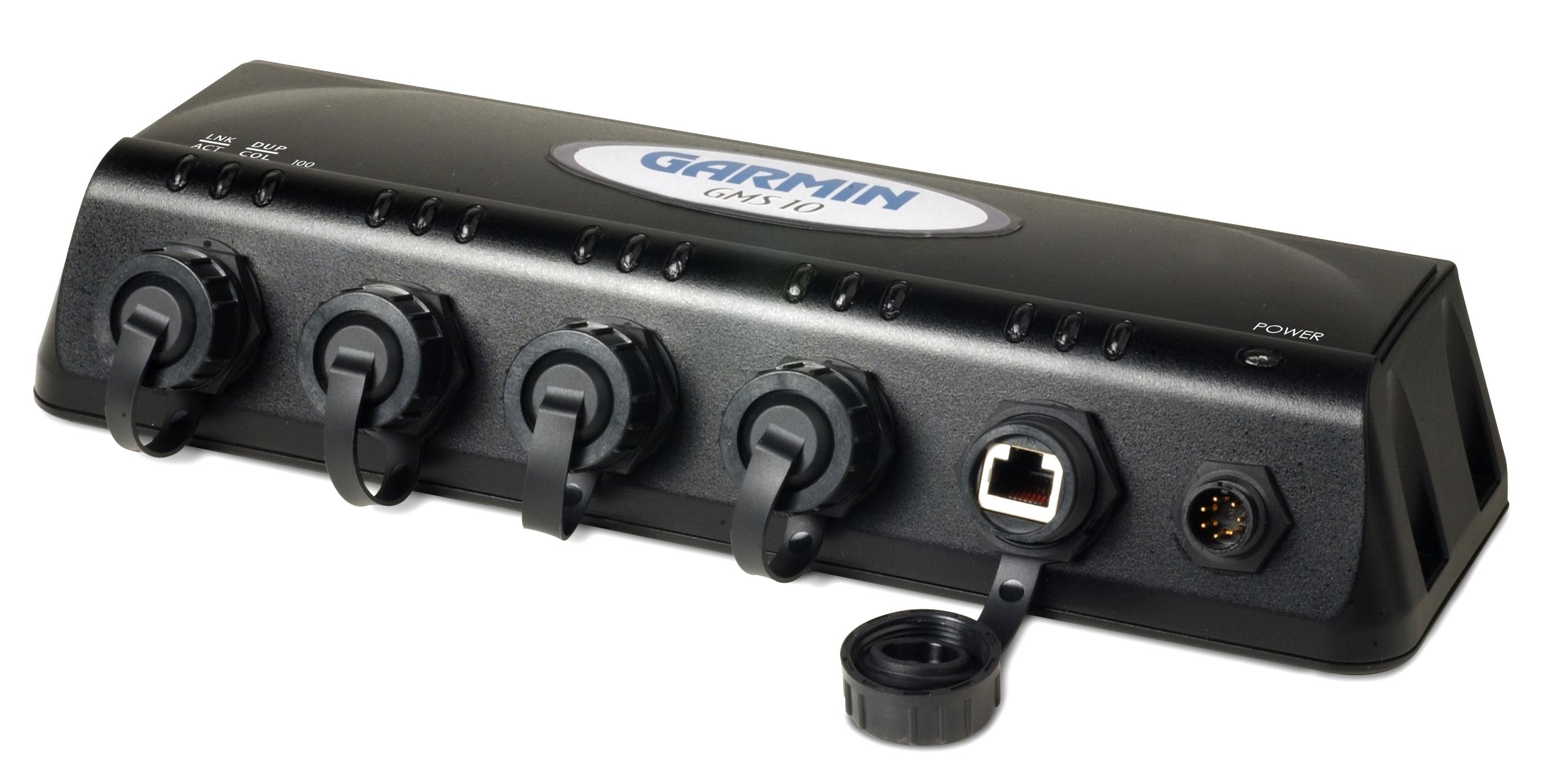 Garmin GMS10 Netzwerk Switch