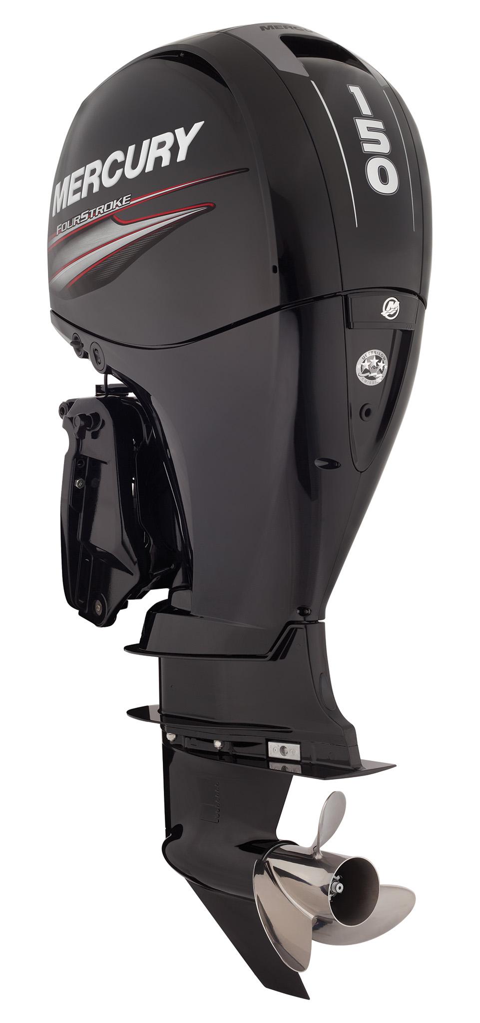 Mercury Außenborder 150 PS EFI FourStroke 3000ccm