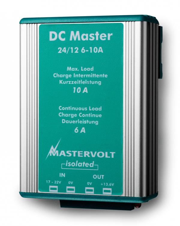 MASTERVOLT DC Master 24/12-6A (Isoliert)