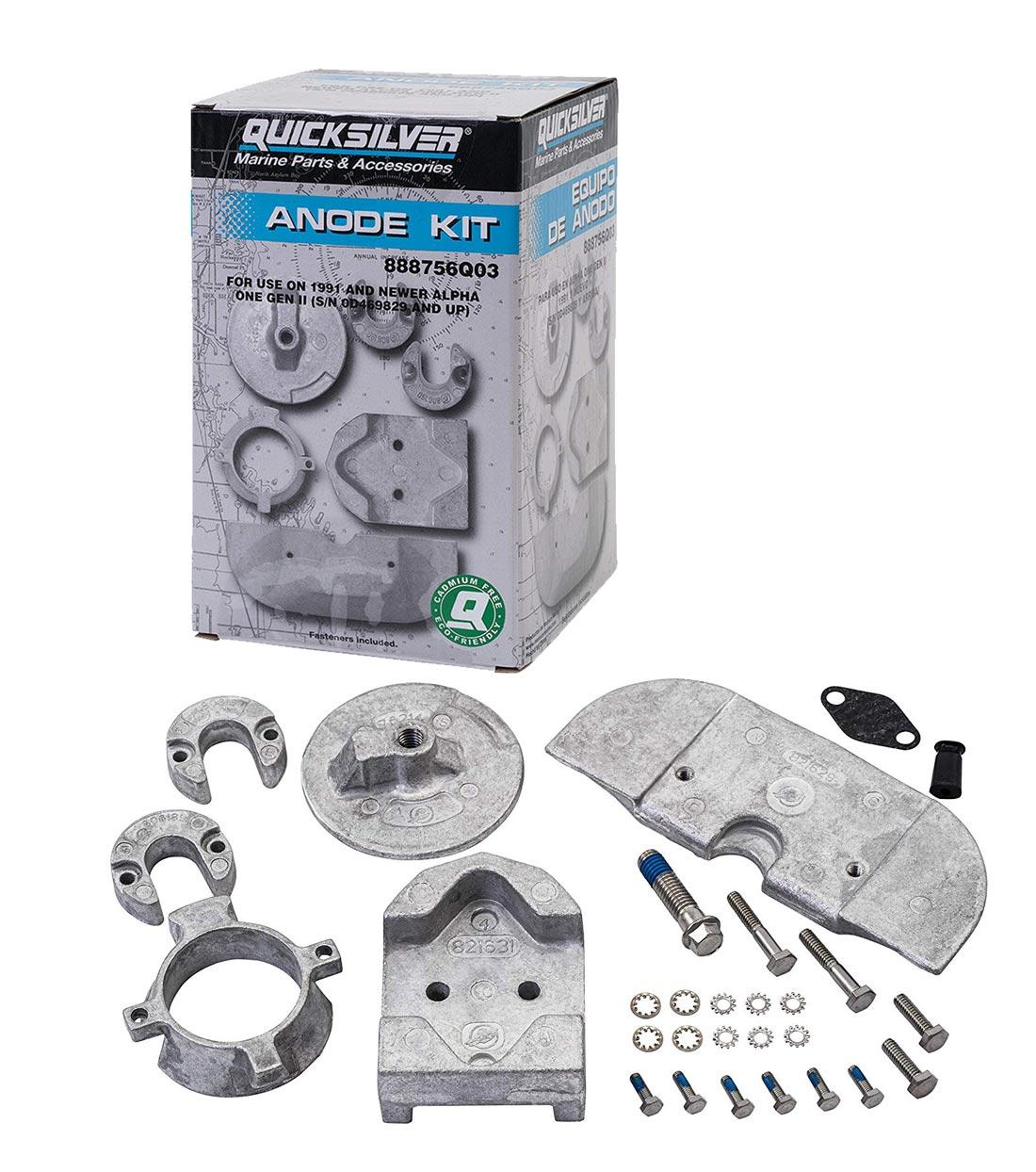 Mercury 888756Q03 Anoden Kit günstig online kaufen