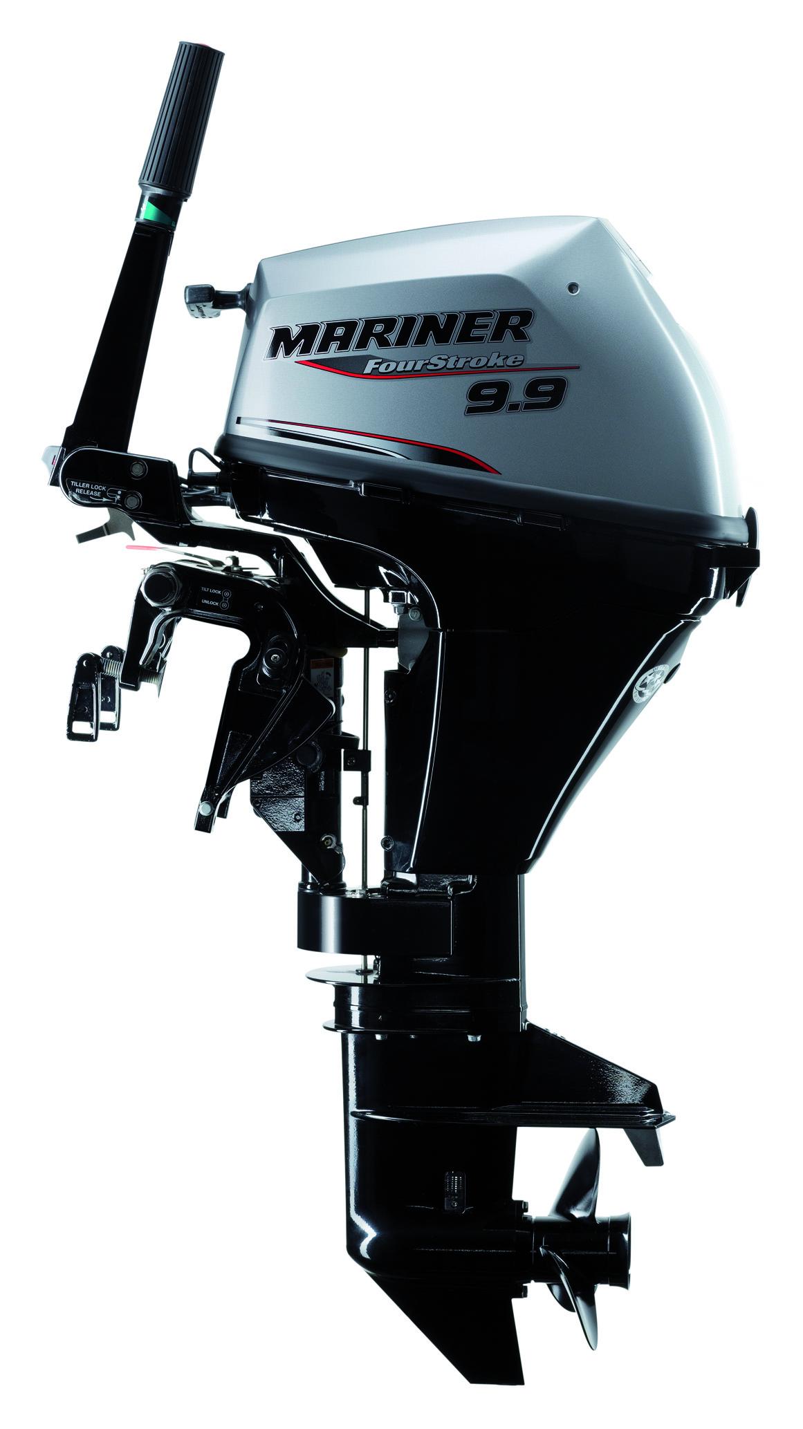 Mariner F9.9M Außenbordmotor Normalschaft