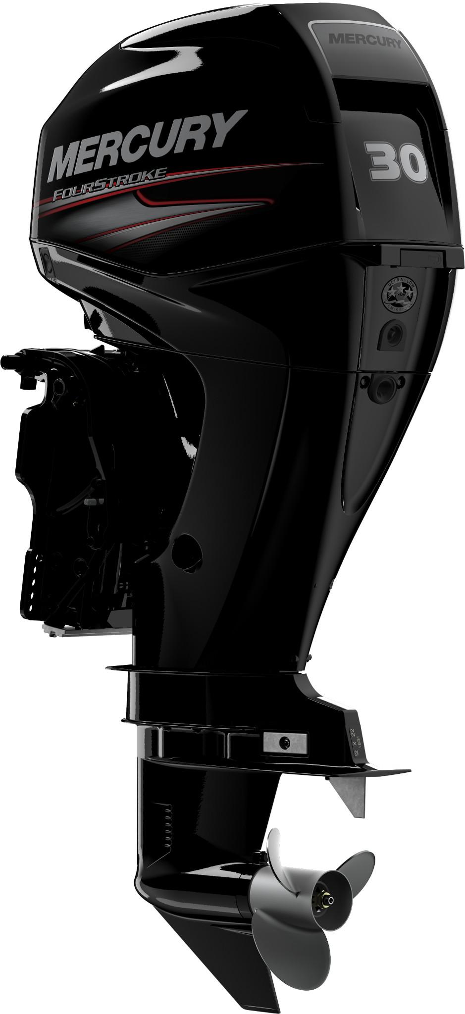 Mercury Außenborder 30 PS EFI FourStroke Version EL GA