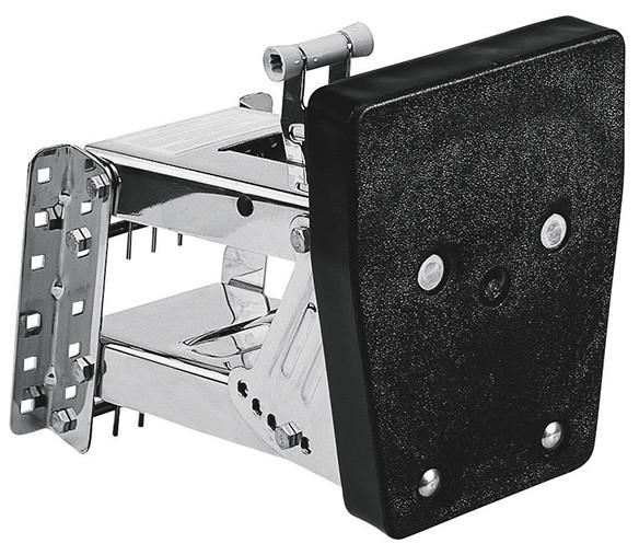Plastimo Edelstahl Motorhalterung, Kunststoff-Spiegel, für Motor bis max 50kg