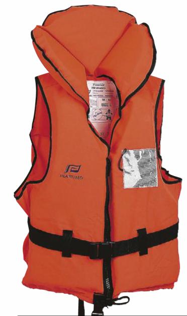 Rettungsweste Typhon 100N, orange (verschiedene Größen)