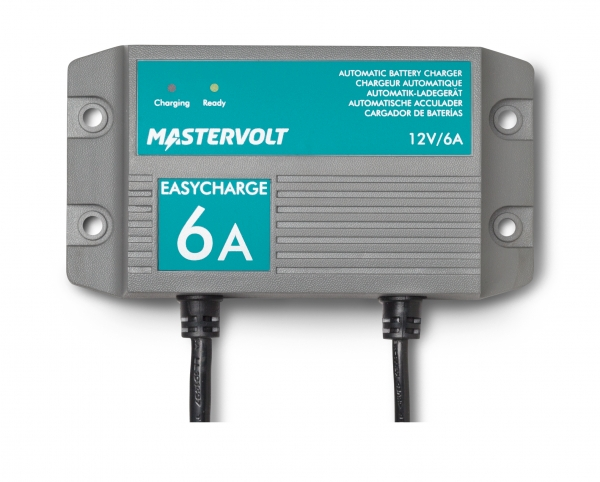 Mastervolt Batterieladegerät EasyCharge 6A, 1 Ausgang, IP68