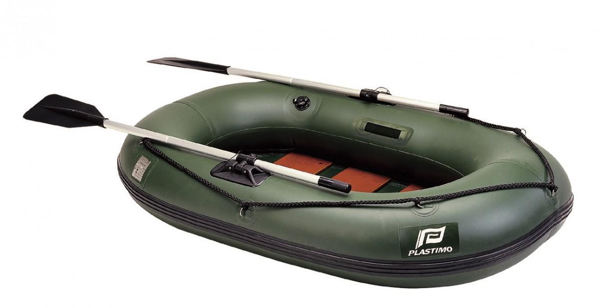 Plastimo Fish P180SF grün schlauchboot