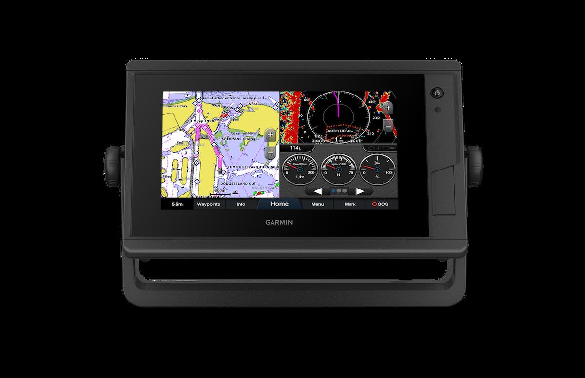 Garmin GPSmap 722 Plus GPS MFD