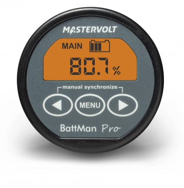 Mastervolt BattMan Pro Batteriemonitor