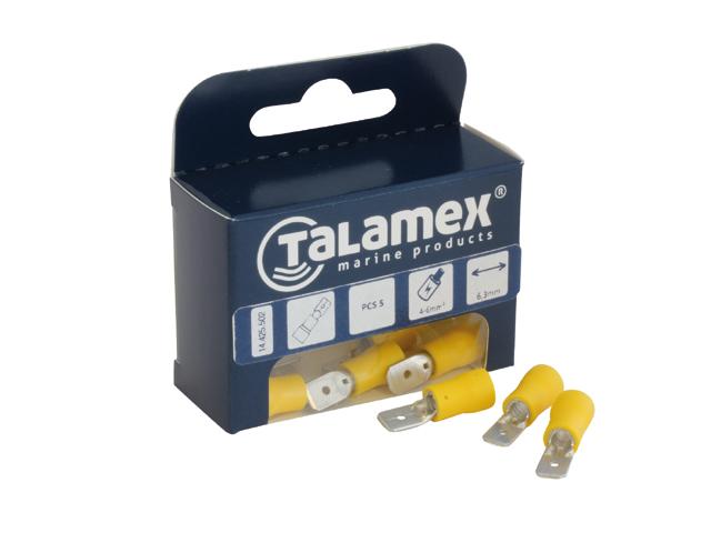 Talamex Flachstecker (verschiedene Typen)