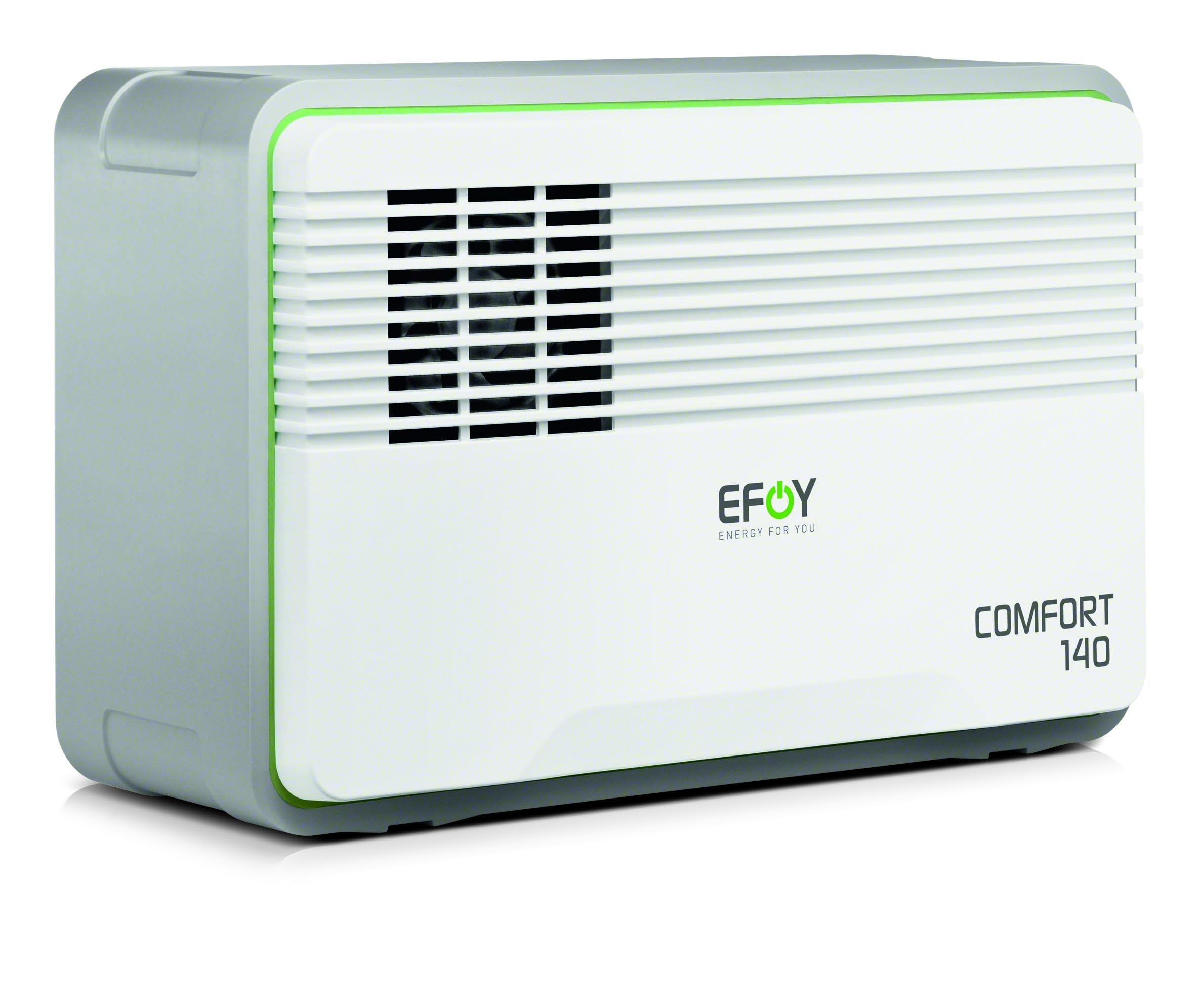 EFOY Comfort 140i Brennstoffzelle im Set (Leistung: 144 Ah/Tag)
